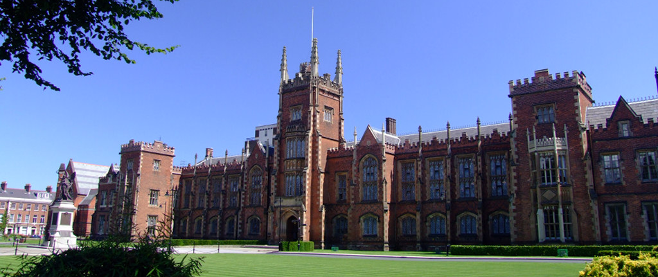Accomodation within walking distance of Queens University Belfast